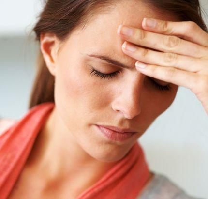 flimmer i ögat huvudvärk