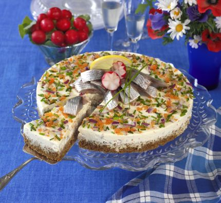 Matjestårta