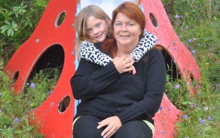 Kina Lindqvist organtransplanterad