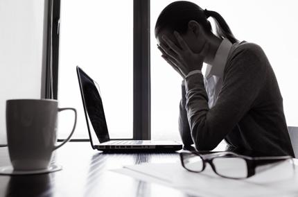 När tröttheten tar över ditt liv