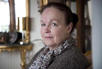 Monica Holm levde med fel diagnos i fem år.