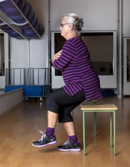 4 stärkande övningar för dig med artros