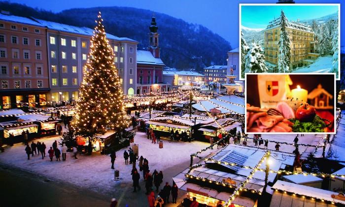 Res med oss på julmarknad