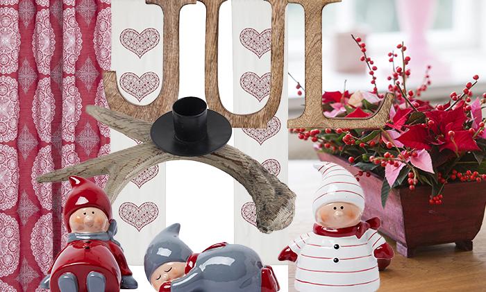 Skapa julfint i fönstret