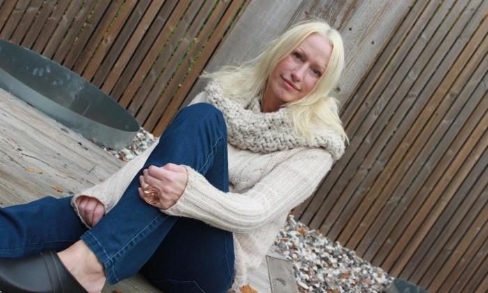 Maria Andersson Balck har kunnat ta tillbaka kontrollen över sitt liv.