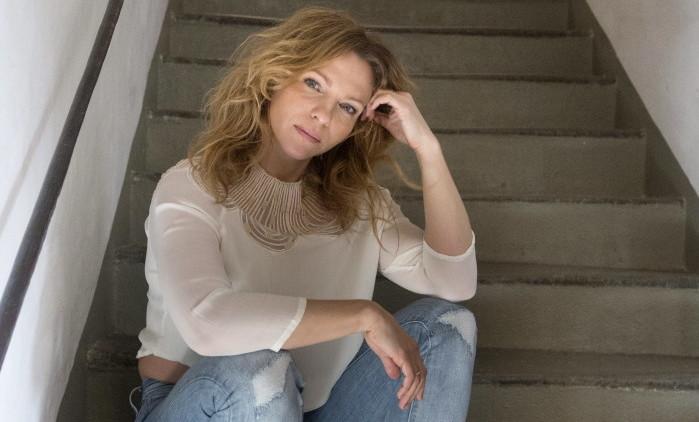 Sofia Ledarp är aktuell i Fröken Frimans krig