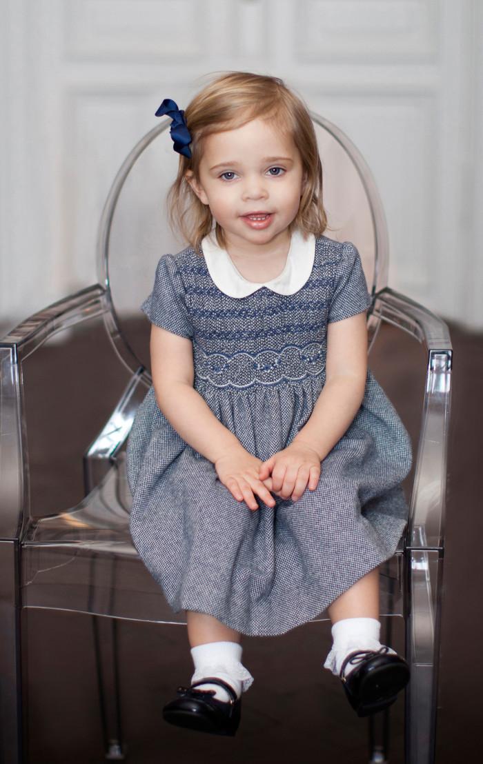 Prinsessan Estelle har blivit storasyster