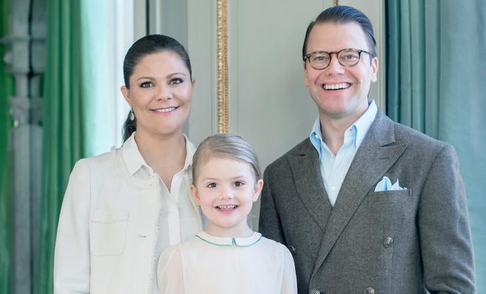 Victoria och Daniel har fått barn!