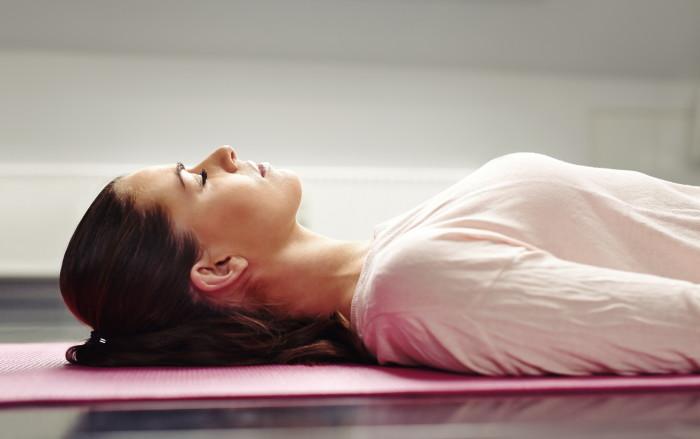 Övningar för bättre sömn