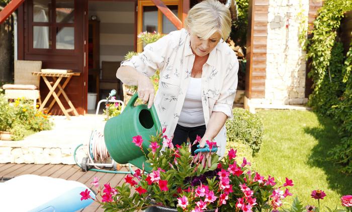 Trädgårdsarbete är bästa träningen enligt forskarna