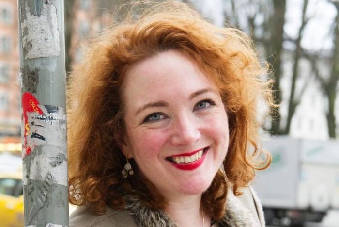 Succéförfattaren Lucy Dillon