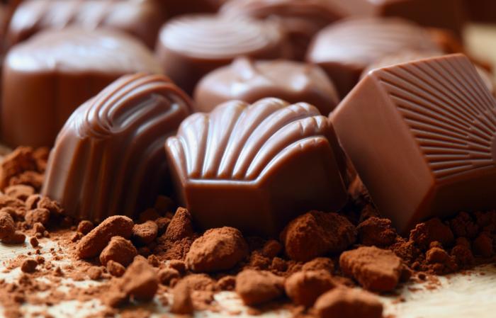Anledningar choklad bra nyttigt halsa