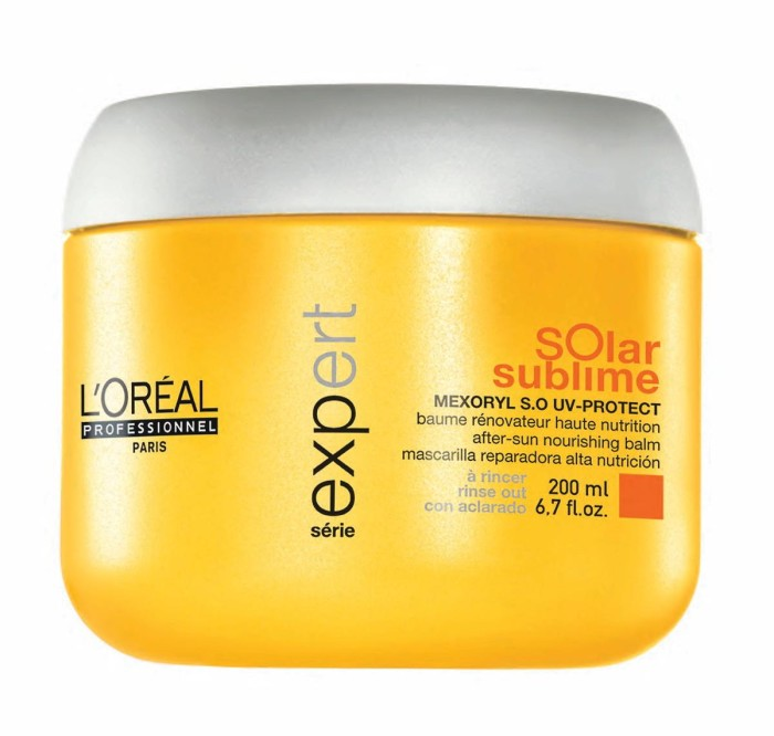 l'oréal hårinpackning