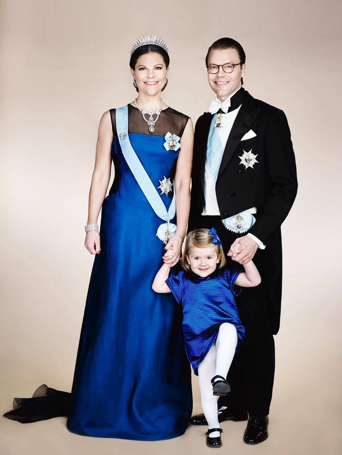 Kronprinsessan Victoria fyller år!