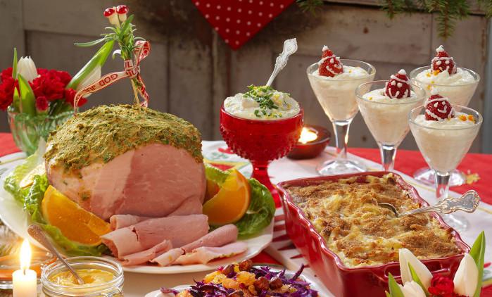 Grilera julskinka - så gör du