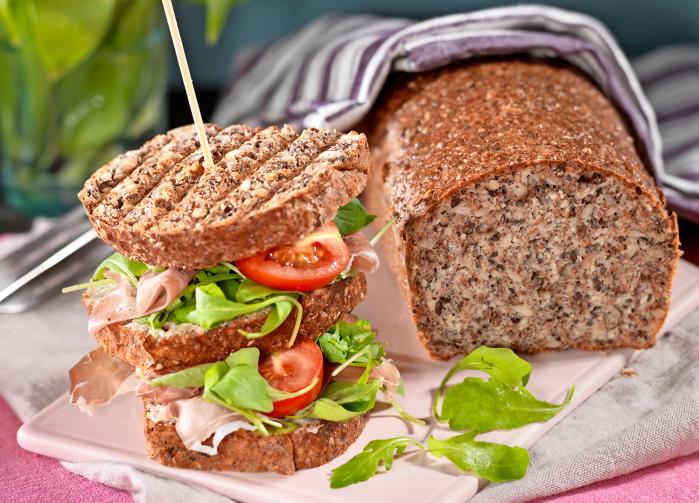 vad väger en skiva bröd