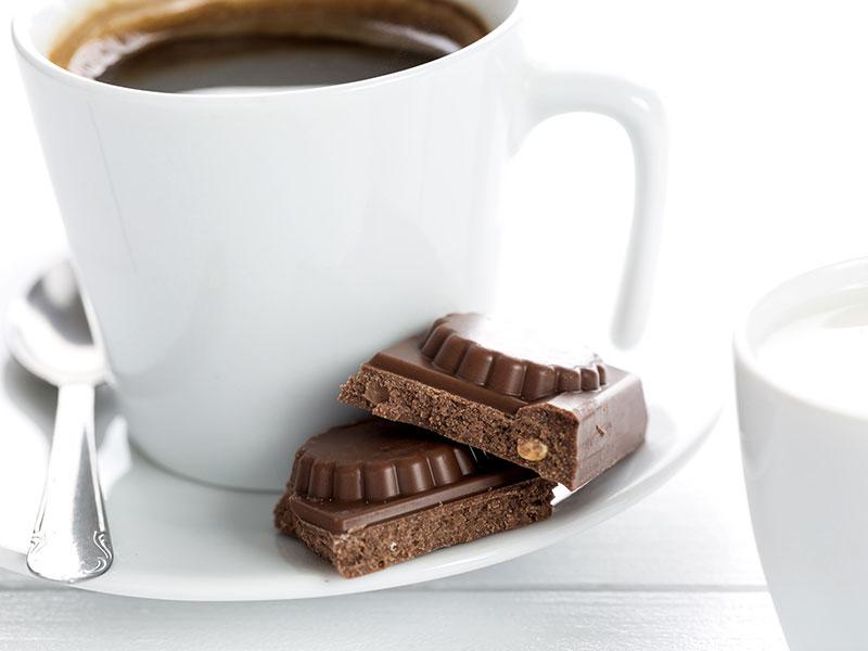 den kan passa till kaffet