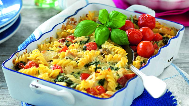 italiensk julmat recept