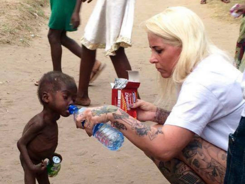 Anja räddar häxbarn - lille Hope