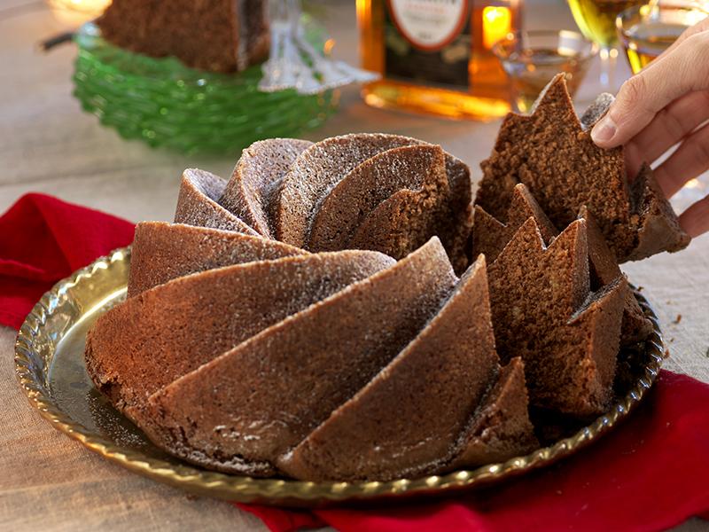 chokladkaka med rom