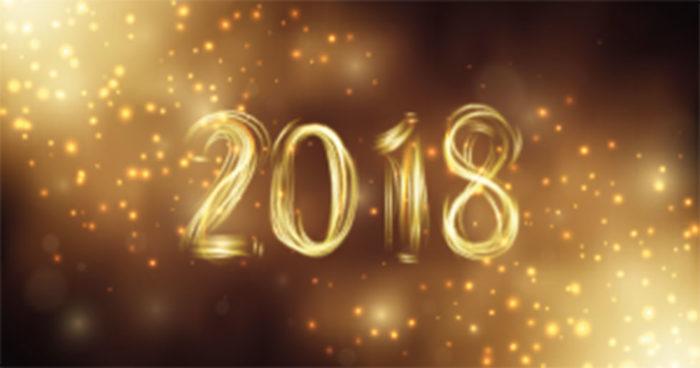 Ditt årshoroskop för 2018