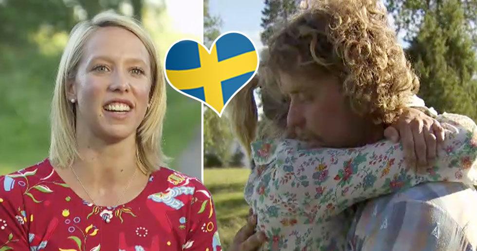 Nathan och Tori om bröllopet efter Allt för Sverige 2017