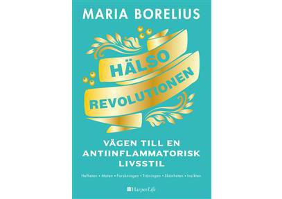 Maria Borelius bok Hälsorevolutionen