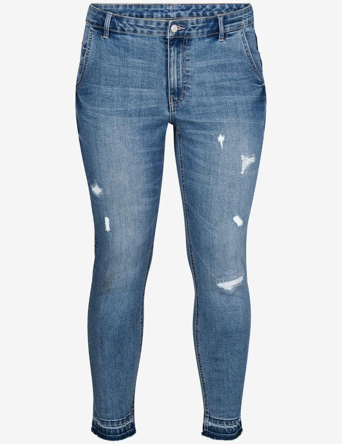större storlekar jeans