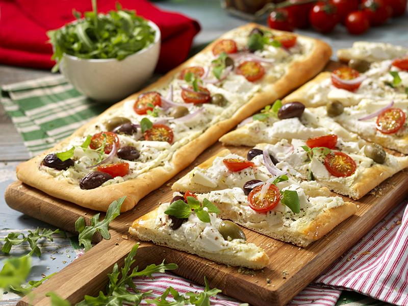 Snackspizza