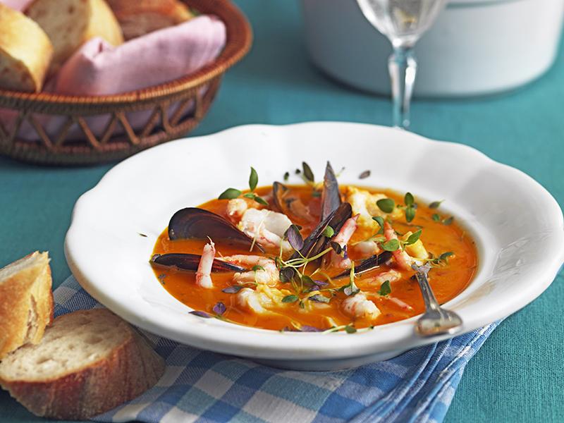 Toscansk fisksoppa