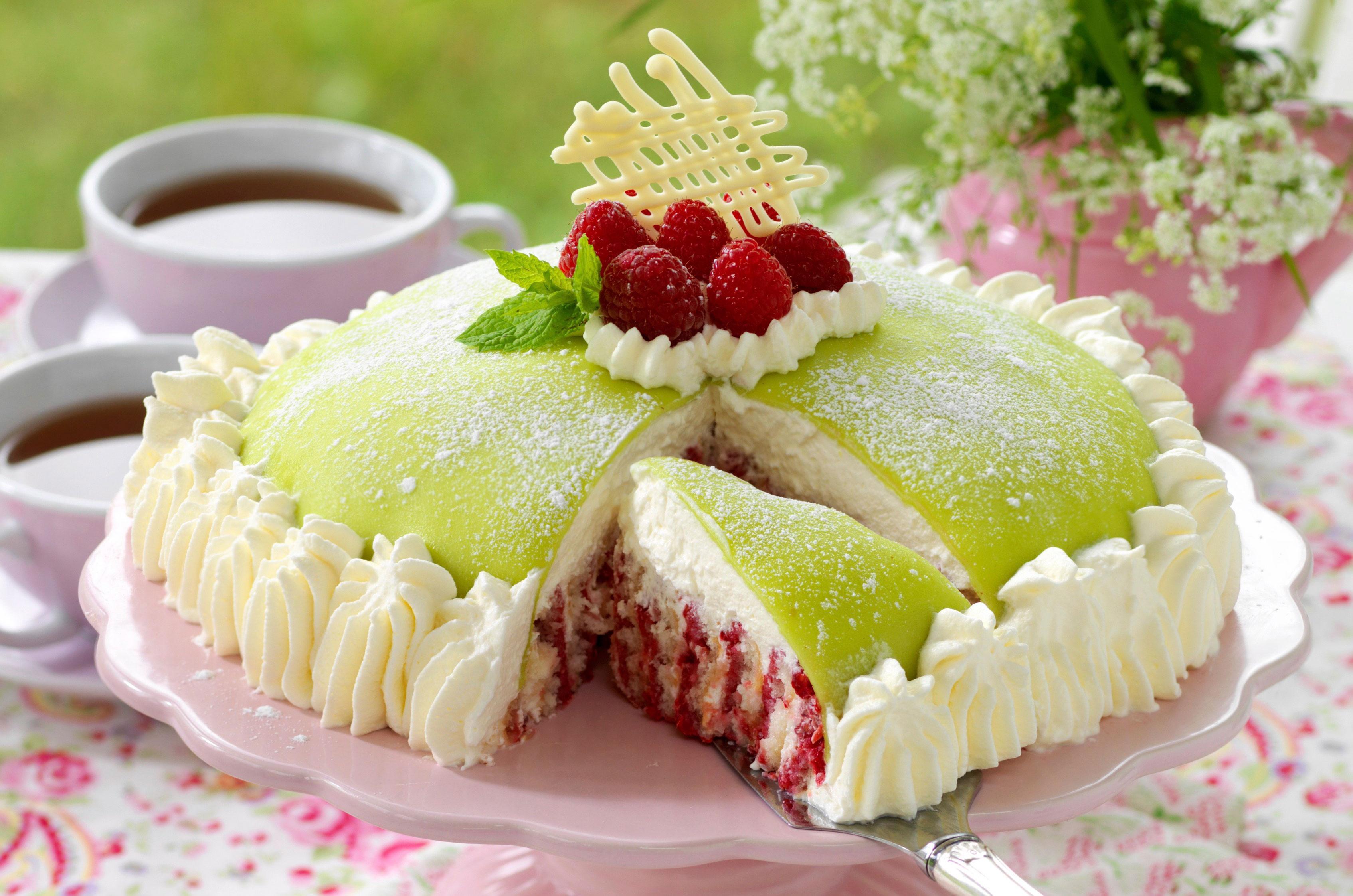 karuselltårta