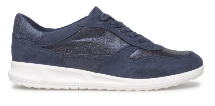 Vårskor 2018: marinblå sneakers