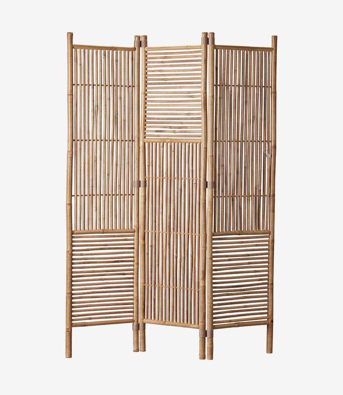 Skärmvägg i bambu, Lene Bjerre