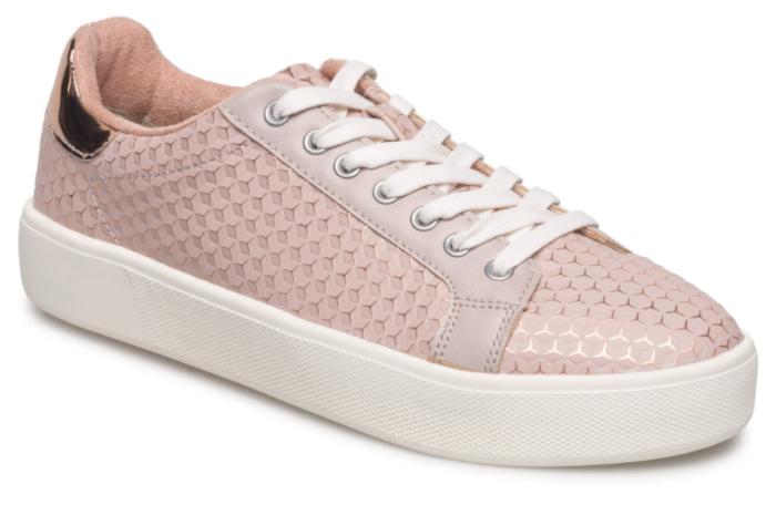 Vårskor 2018: rosa sneakers