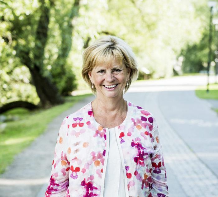 Marianne Rundström tidigare på SVT.