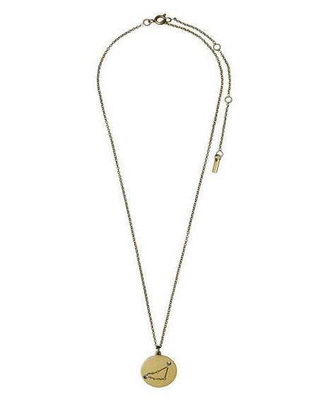 Stjärntecken Stenbocken smycke från Pilgrim
