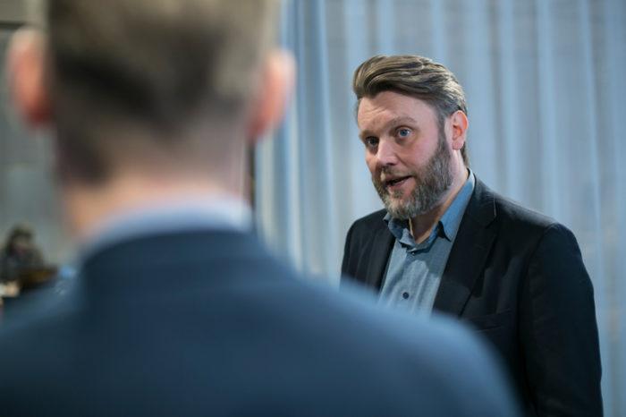 Kjell-Terje Torvik, verksamhetsexpert vid Migrationsverket.