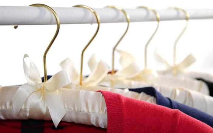 Galgarna kan hjälpa dig att rensa i garderoben – tips.