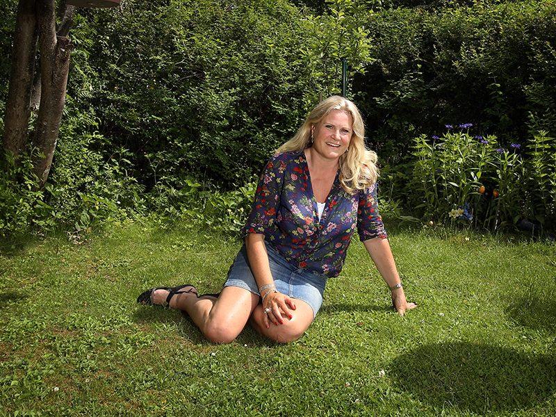 Camilla Kvartoft mammas gata
