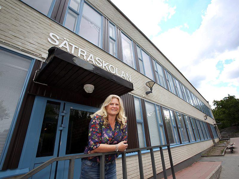 Camilla Kvartoft Sätraskolan
