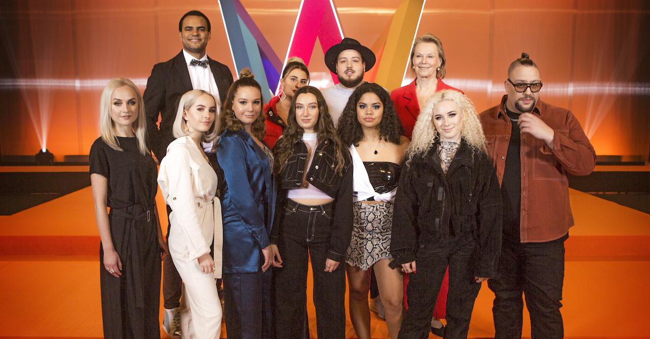 Melodifestivalen 2019 Deltävling 2 Vinnare