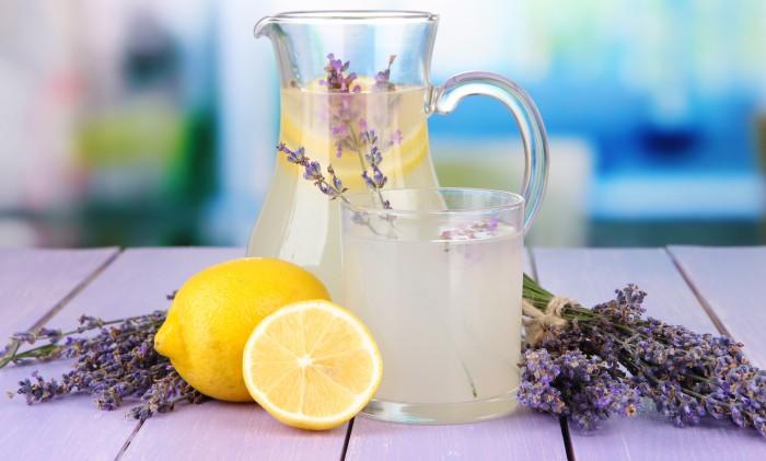 lavendel-drink