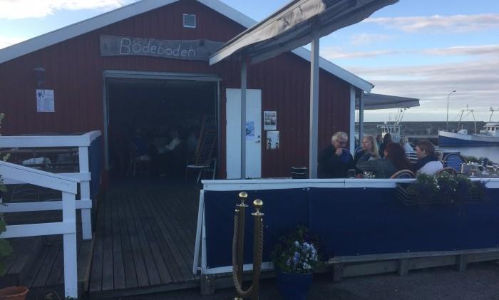 Österlen, Brantevik, mat