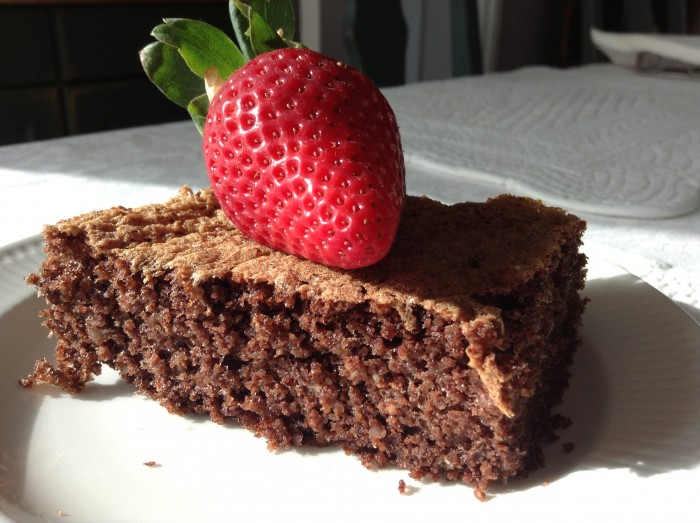 glutenfri chokladkaka recept