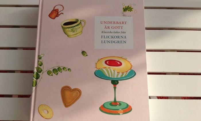 Flickorna Lundgrens bakbok omslag i halvskugga