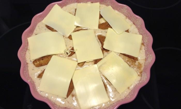VÄRLDENS ENKLASTE: Sigrids goda äppelkaka