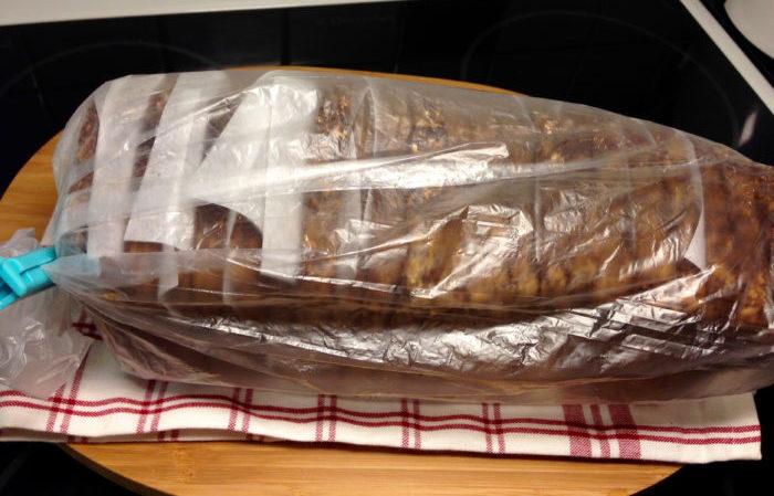 Världens godaste surdegsbröd av råg - nu med chiafrön! (För dig som inte har en surdeg)