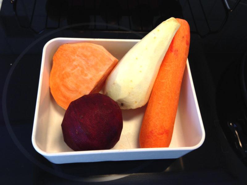 Rotfruktskaka - helt utan onyttigheter