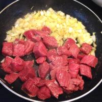 Afrikansk köttgryta