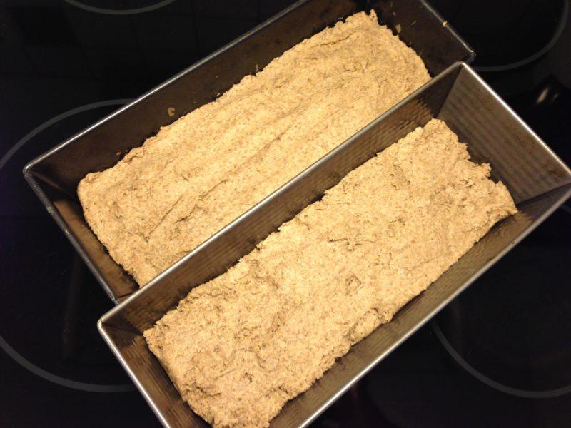 Skånskt grovbröd till midsommarsillen